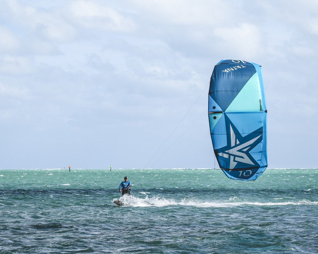 tips learning to kiteboard