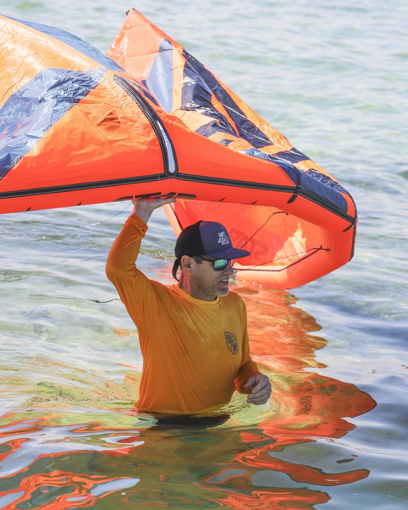 trainer kite for kiteboarding