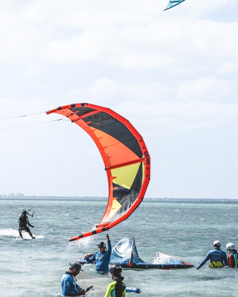 Challenges to Learn Kiteboarding
