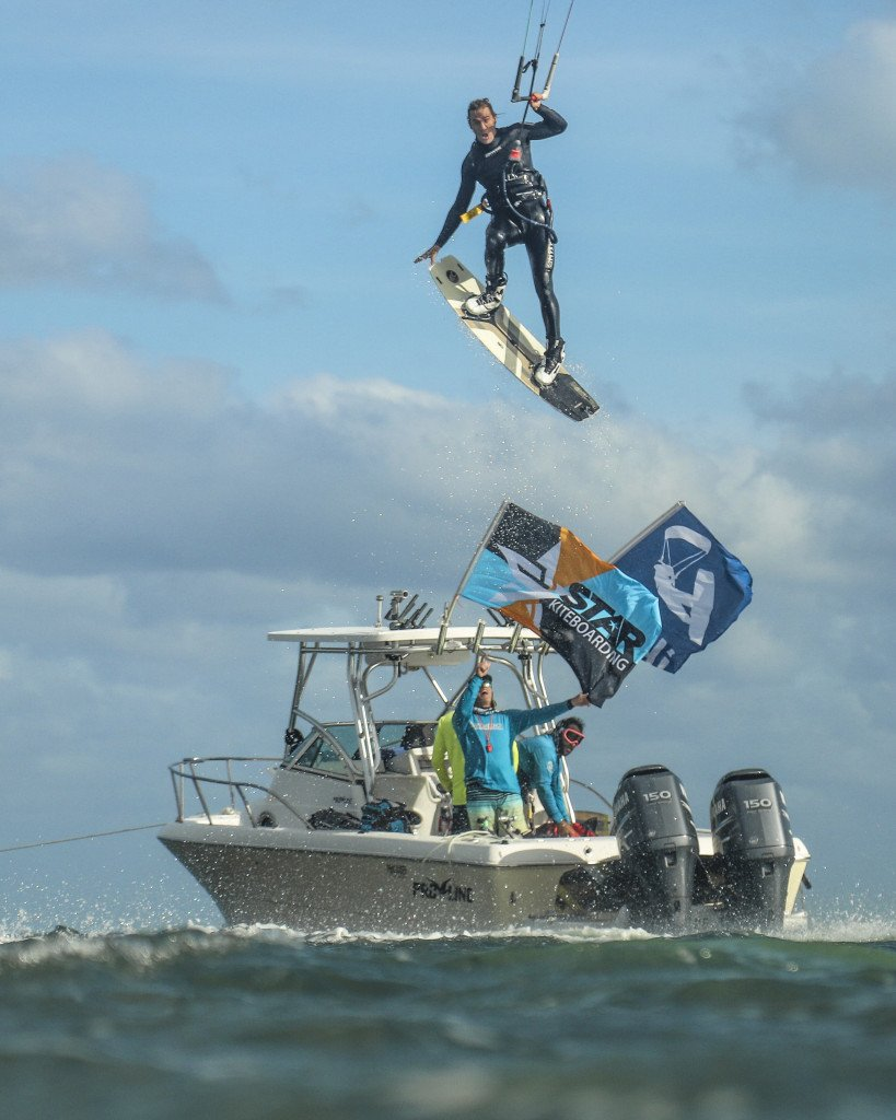 go Upwind on your Kiteboard